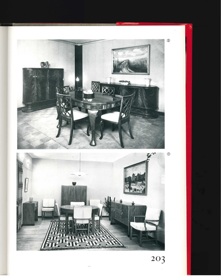 40 Years of Danish Furniture Design 1927-1966, Set of 4 Books In Good Condition For Sale In North Yorkshire, GB