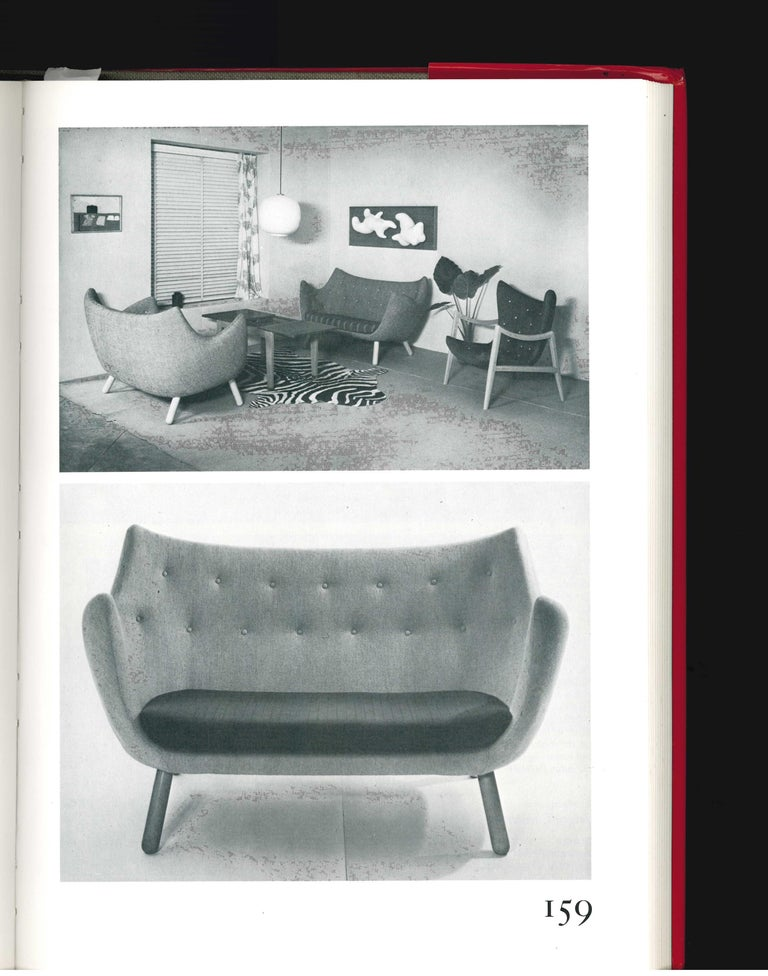 Paper 40 Years of Danish Furniture Design 1927-1966, Set of 4 Books For Sale