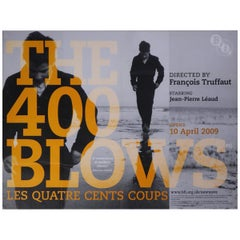 400 Blows, The '2009R' Poster