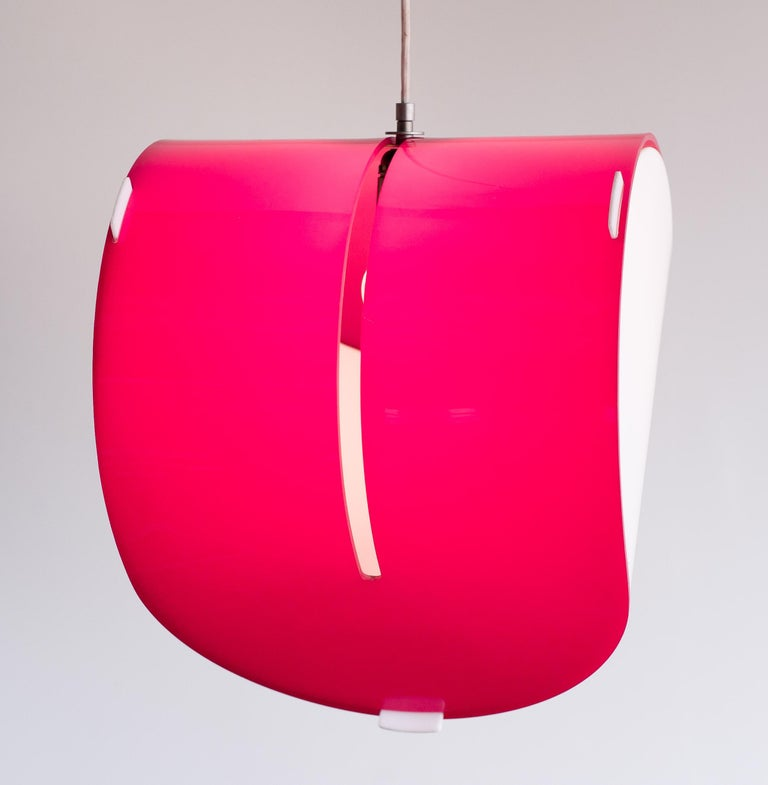 Acrylic 4065 Pendant by Kartell For Sale