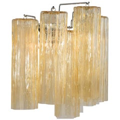 4160/APP Colored Glass Wall Lamp