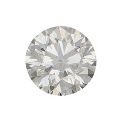 .42 Carat Loose Diamond, Round Brilliant Cut GIA Graded Triple Excellent VS1 E