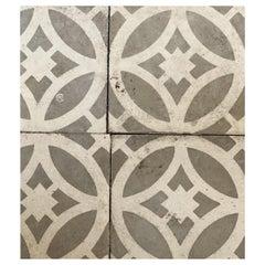 420 Square Feet of Reclaimed Spanish Tiles