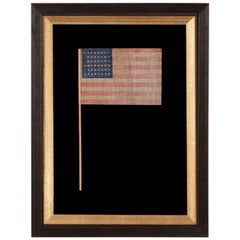 45 Star Antique American Parade Flag