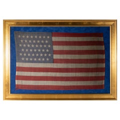 45 Star State of Utah United States of America Flag