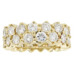 4.50 Carat Diamond Eternity Band Ring