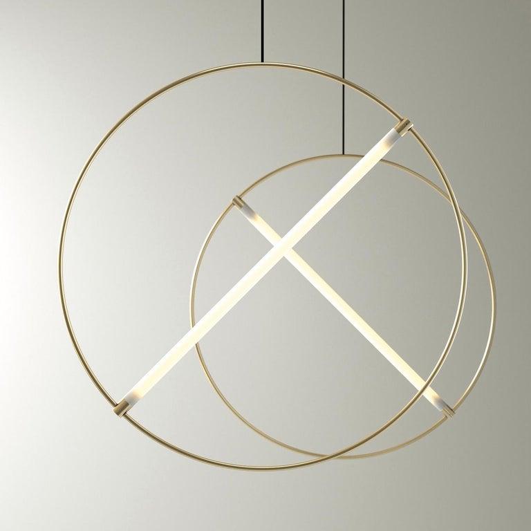 Modern 46 Ceiling Lamp by Edizioni Design For Sale