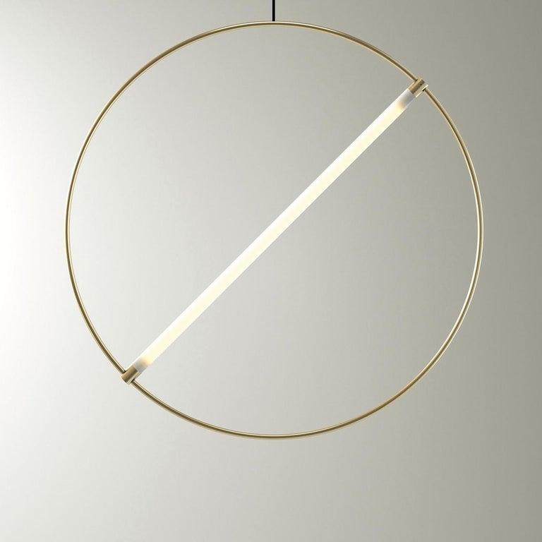 Italian 46 Ceiling Lamp by Edizioni Design For Sale