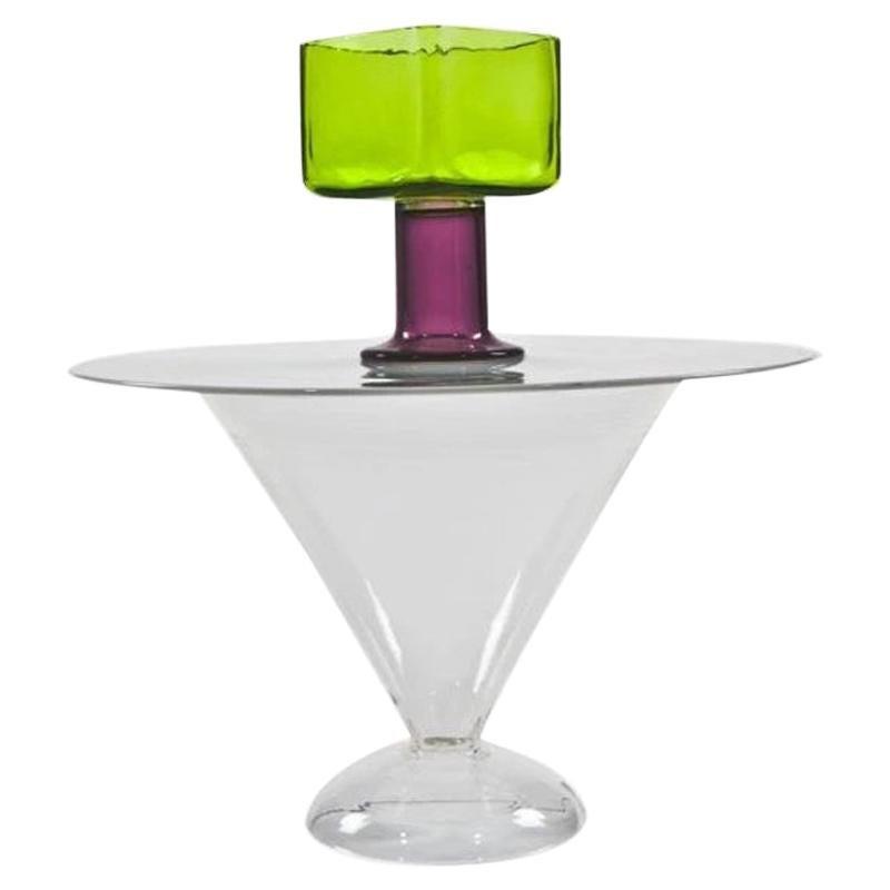 46 Nami Glass Vase, by Marco Zanini from Memphis Milano