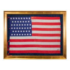 46 Star State of Utah United States of America Flag