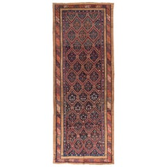 Antique Serab Runner, Northwest Persia, One-of-a-Kind Wool Rug