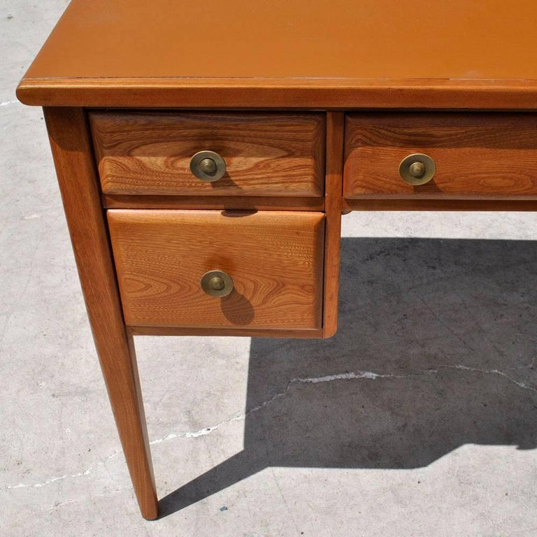 20th Century Vintage Midcentury Desk by Widdicomb For Sale