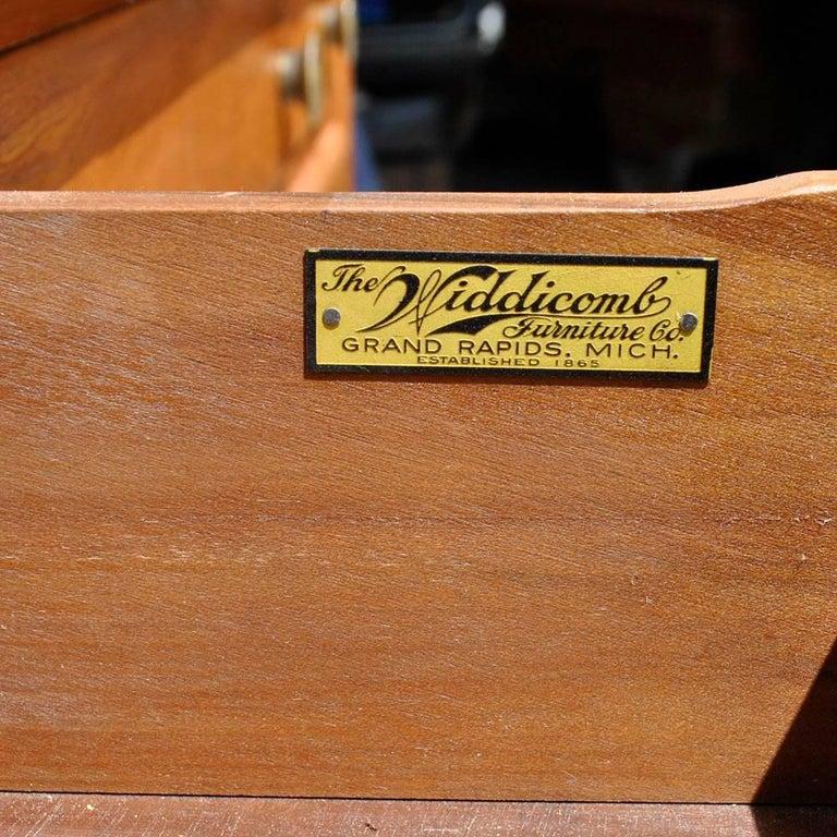 Vintage Midcentury Desk by Widdicomb For Sale 1