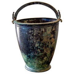 4th Century BC Classical Greek Bronze Bucket or Situla
