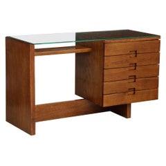 5-Drawer Desk by Gio Ponti