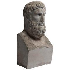 Concrete Bust