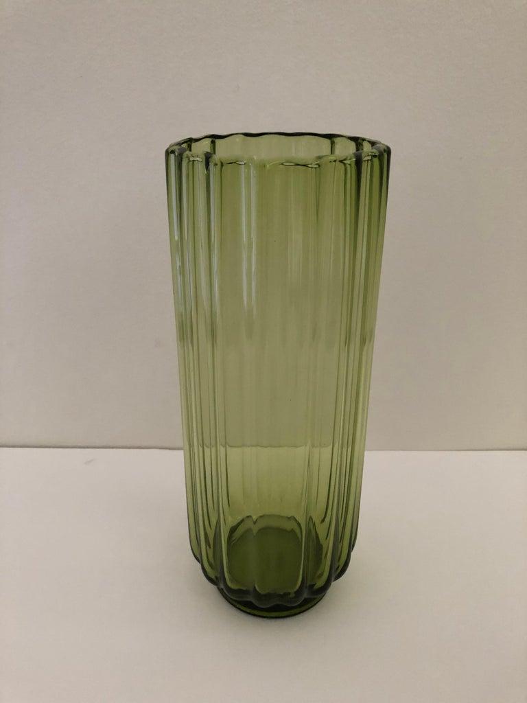 5 George Sakier Art Deco Vases, 1930s For Sale 5