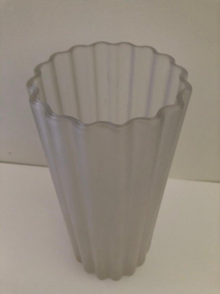 5 George Sakier Art Deco Vases, 1930s For Sale 7