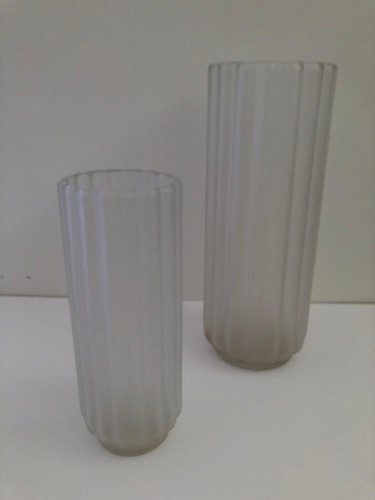 5 George Sakier Art Deco Vases, 1930s For Sale 3