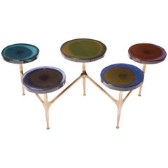 5 Tops Agatha Coffee Table by Draga & Aurel