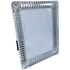 5 x 7 Cut Crystal Rosenthal Picture Frame