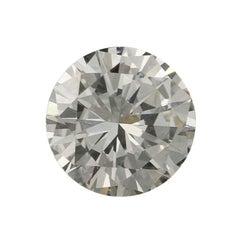 .50 Carat Loose Diamond, Round Brilliant Cut GIA Graded VS1 H Solitaire