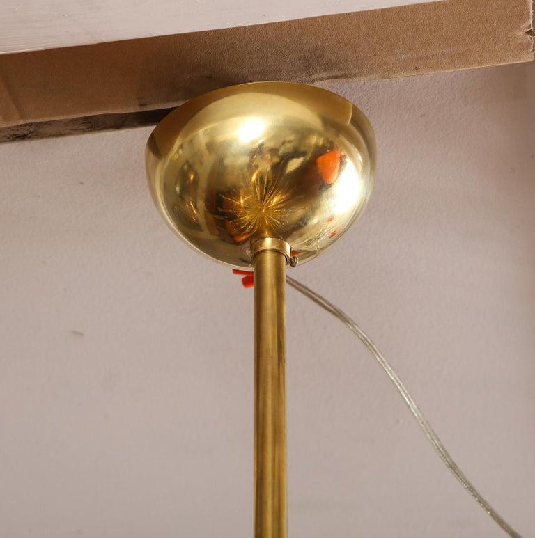 (50% Deposit) Giant Glass Teardrop Sputnik Chandelier, 1 of 2 For Sale 1