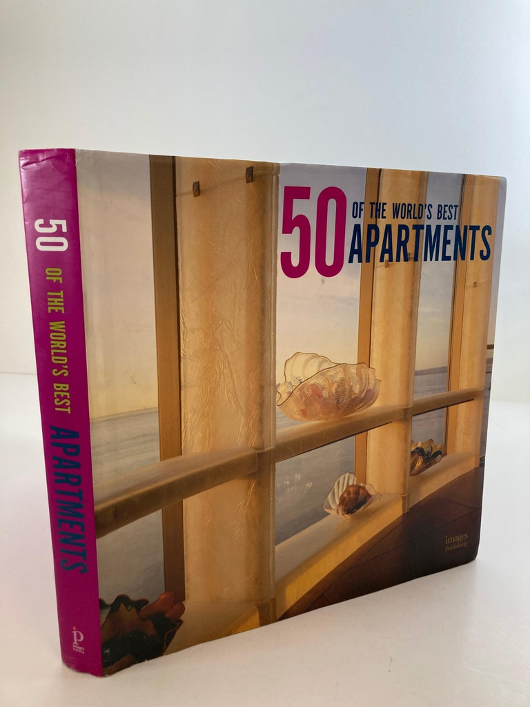 American 50 of the World's Best Apartments Coffee Table Book For Sale