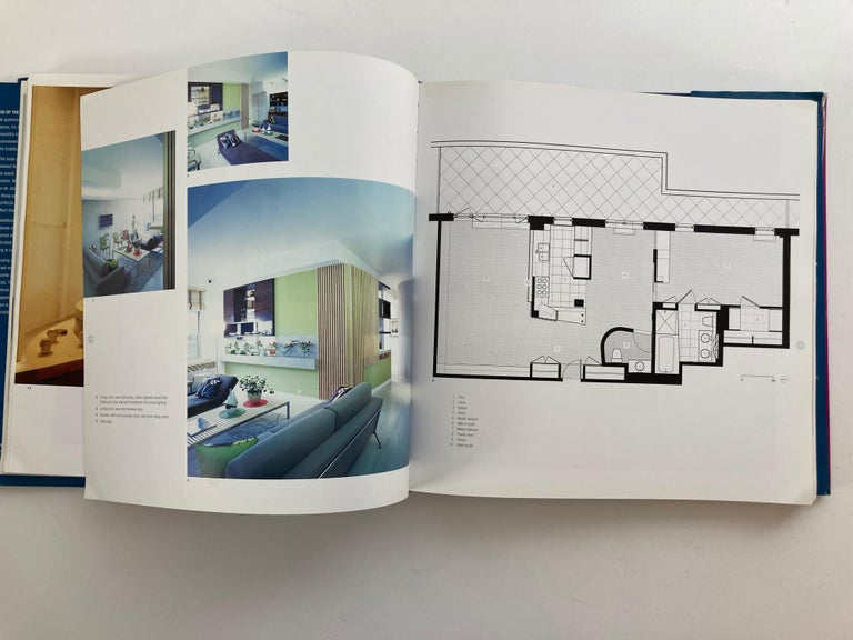 50 of the World's Best Apartments Coffee Table Book For Sale 1
