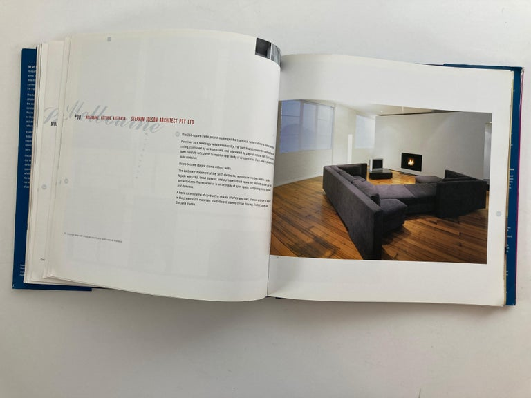 50 of the World's Best Apartments Coffee Table Book For Sale 2
