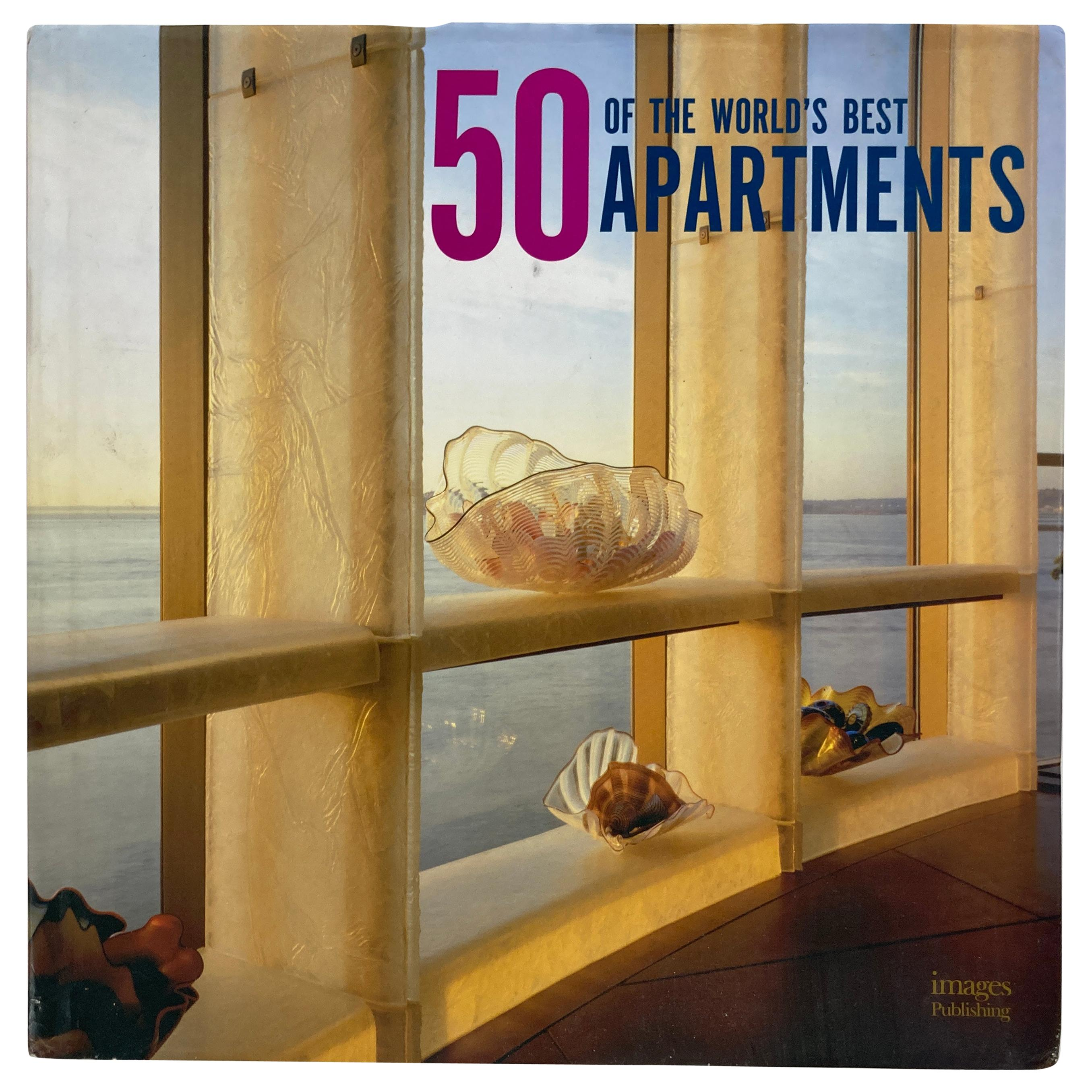50 of the World's Best Apartments Coffee Table Book