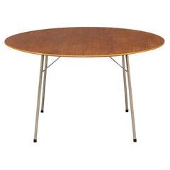 50s Arne Jacobsen Model 3600 Dining Table for Fritz Hansen