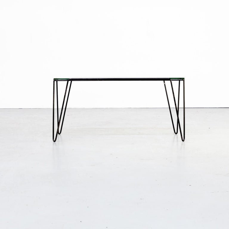 50s Arnold Bueno de Mesquita Coffee Table for Spurs In Good Condition For Sale In Amstelveen, Noord