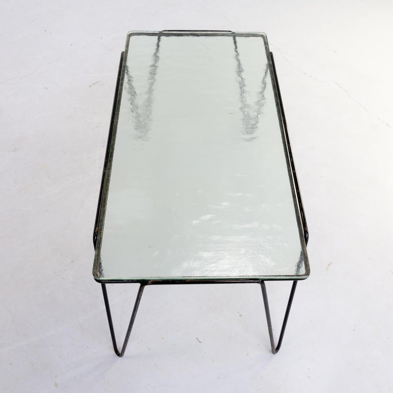 50s Arnold Bueno de Mesquita Coffee Table for Spurs For Sale 1