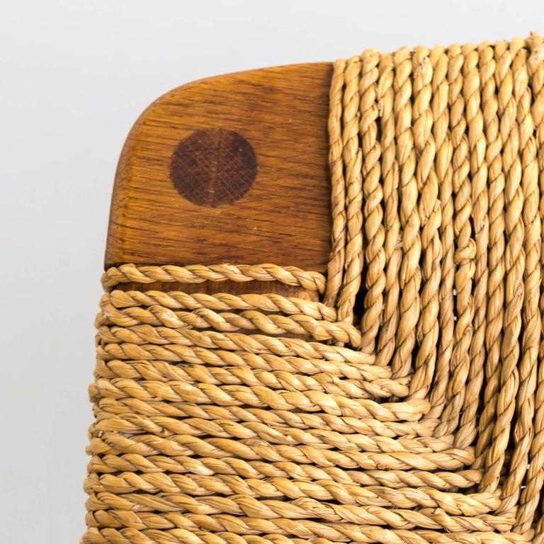 1950s Børge Mogensen 'model 157' Chair for Søborg Møbler Set of 2 For Sale 4