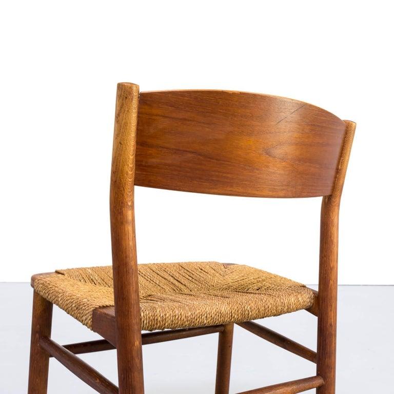 1950s Børge Mogensen 'model 157' Chair for Søborg Møbler Set of 2 For Sale 6