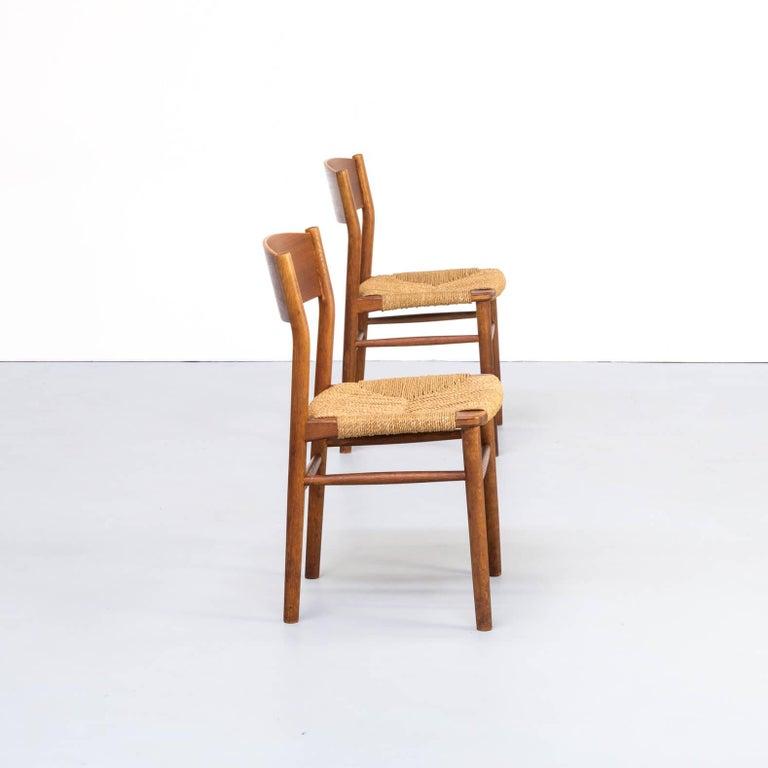 20th Century 1950s Børge Mogensen 'model 157' Chair for Søborg Møbler Set of 2 For Sale