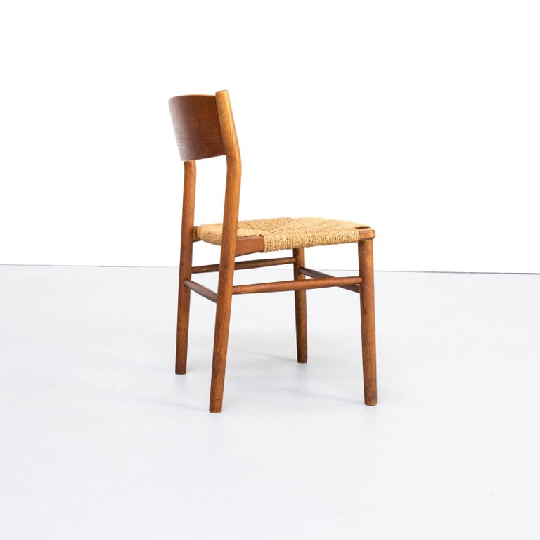 1950s Børge Mogensen 'model 157' Chair for Søborg Møbler Set of 2 For Sale 2