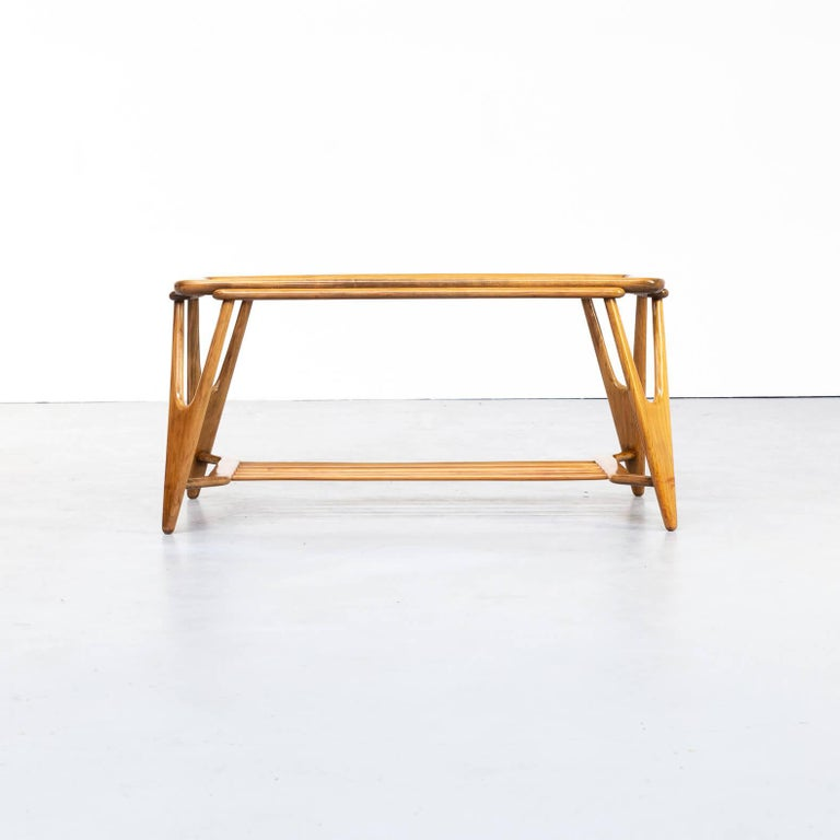 50s Cesare Lacca Coffee Table for Cassina For Sale 4