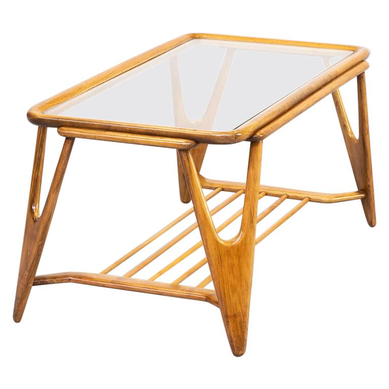 50s Cesare Lacca Coffee Table for Cassina For Sale