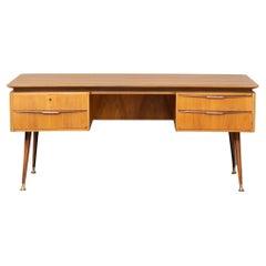 50s Erwin Behr Exclusive Free-Standing Desk for Behr