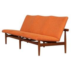 50s Finn Juhl Model 137/3 Sofa for France & Son