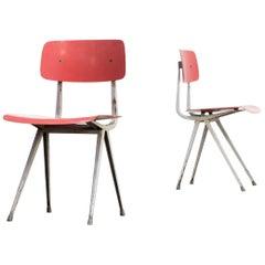 1950s Friso Kramer 'Result' Chair for Ahrend de Cirkel Set of 2