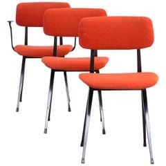 1950s Friso Kramer 'Result' Chair for Ahrend de Cirkel Set/3