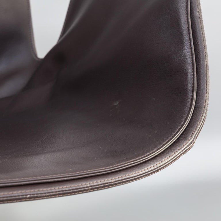 1950s Jørgen Kastholm & Preben Fabricius 6727 Tulip Lounge Chair for Knoll For Sale 4