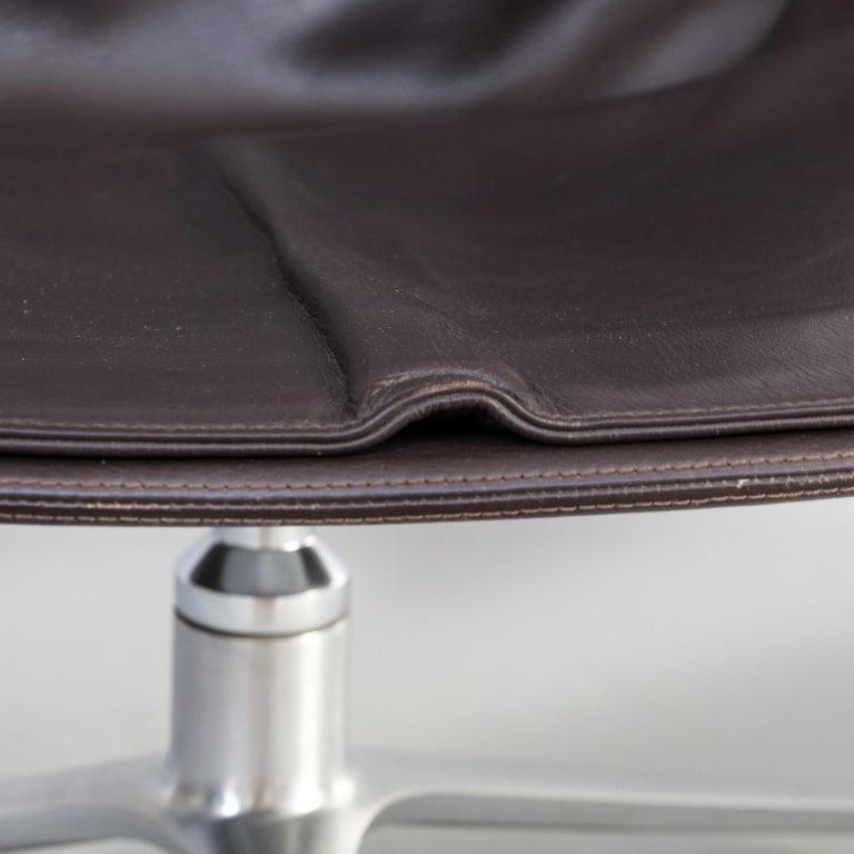 1950s Jørgen Kastholm & Preben Fabricius 6727 Tulip Lounge Chair for Knoll For Sale 5
