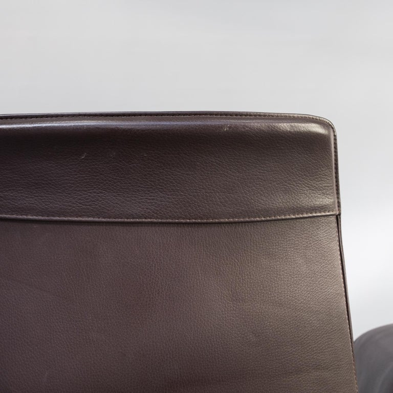 1950s Jørgen Kastholm & Preben Fabricius 6727 Tulip Lounge Chair for Knoll For Sale 7
