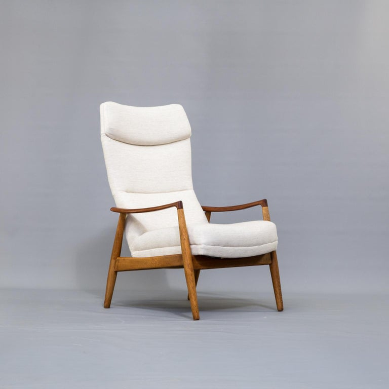 Retro Design Fauteuil.1950s Madsen And Schubell Tove Fauteuil For Bovenkamp For Sale