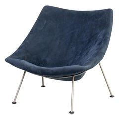 1950s Pierre Paulin 'Oyster F157' Lounge Chair for Artifort
