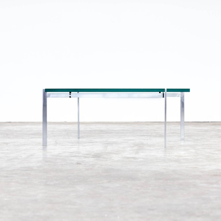 1950s Poul Kjaerholm 'PK61' Coffee Table for EKC For Sale 3